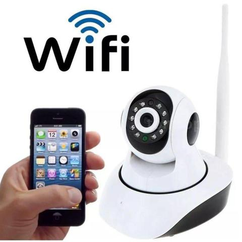Imagem de Câmera Onvif Ip 1.3mp 720p HD Wireless Wifi