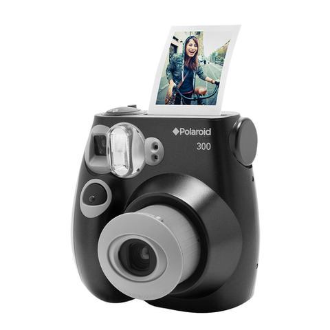 Câmera Digital Polaroid Instant Pic Preto Mp - 300