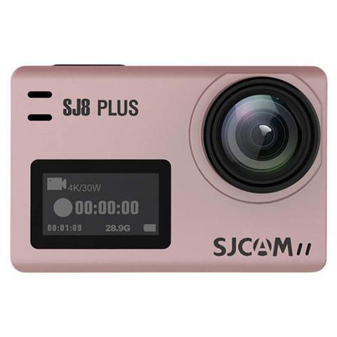 Câmera Digital Sjcam Sj8 Air Rosa 14.0mp