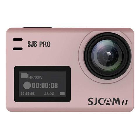 Câmera Digital Sjcam Xtreme Rosa 16.0mp - 4k
