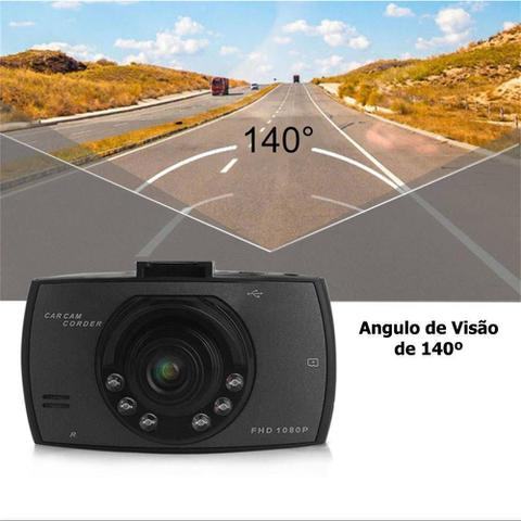 Imagem de Câmera veicular DVR Gravação Video Full HD