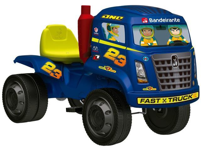 Imagem de Caminhão a Pedal Infantil Fórmula Racing