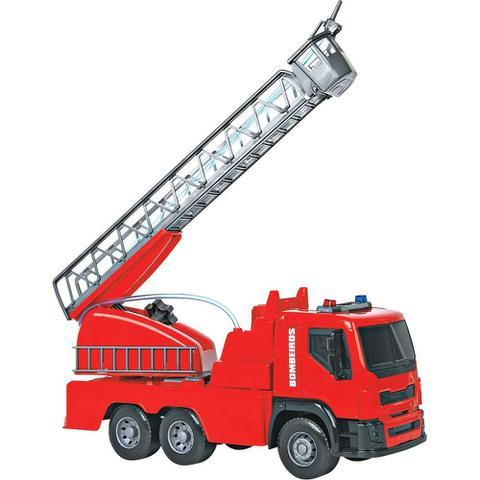 Imagem de Caminhão bombeiro brutale - roma brinquedos