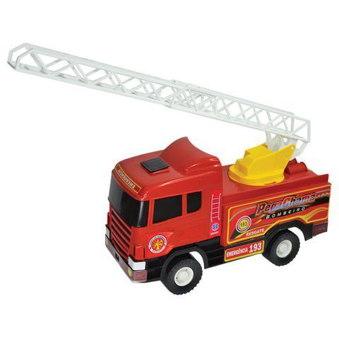 Imagem de Caminhão Bombeiro Pega Chama - Apolo Brinquedos