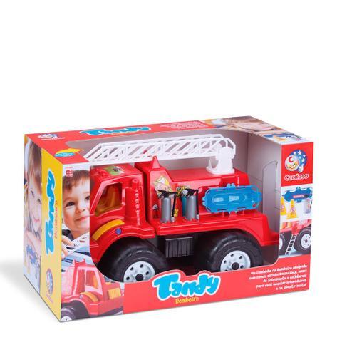 Imagem de Caminhão de Bombeiro  Tandy