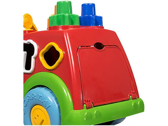 Imagem de Caminhão de Brinquedo Baby Land