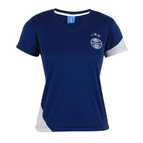 Imagem de Camisa Baby Look Feminina do Grêmio Dry