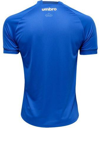 2aa62eacc7f0d Camisa Cruzeiro Jogo I 18 19 Umbro S N - Vestuário Esportivo ...