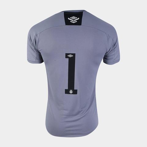 Imagem de Camisa de Goleiro Grêmio 20/21 n 1 Torcedor Umbro Masculina