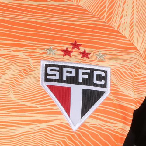 Imagem de Camisa de Goleiro São Paulo II 21/22 s/n Torcedor Adidas Masculina
