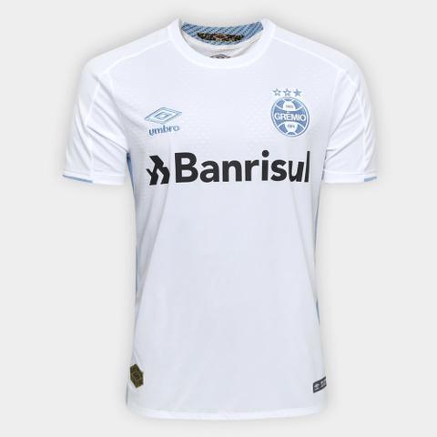 Imagem de Camisa Grêmio Branca II 19/20 - P