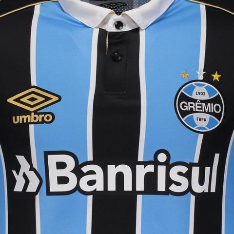 Imagem de Camisa Grêmio I 2019 Manga Longa - GG