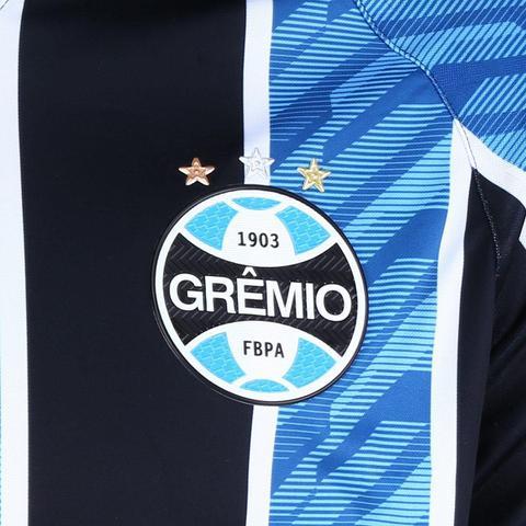Imagem de Camisa Manga Longa Grêmio I 20/21 s/n Torcedor Umbro Masculina
