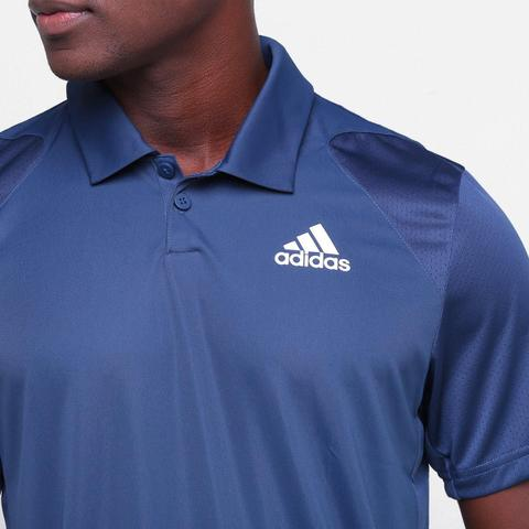 Imagem de Camisa Polo Adidas Club 3S Masculina
