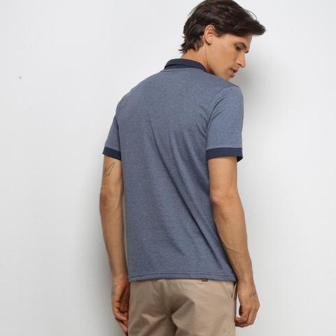 Imagem de Camisa Polo Burn Clock Masculina