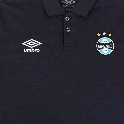 Imagem de Camisa Polo Grêmio 20/21 Viagem Umbro Masculina