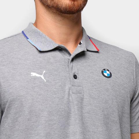 Imagem de Camisa Polo Puma BMW MMS Masculina