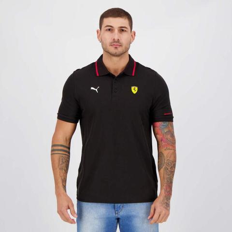 Imagem de Camisa Polo Puma Ferrari Race Masculina