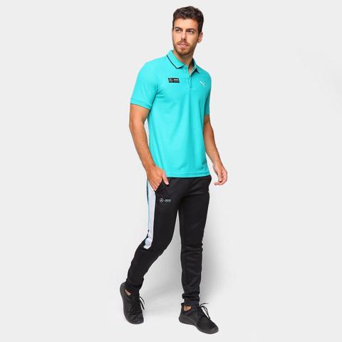 Imagem de Camisa Polo Puma MAPM Masculina