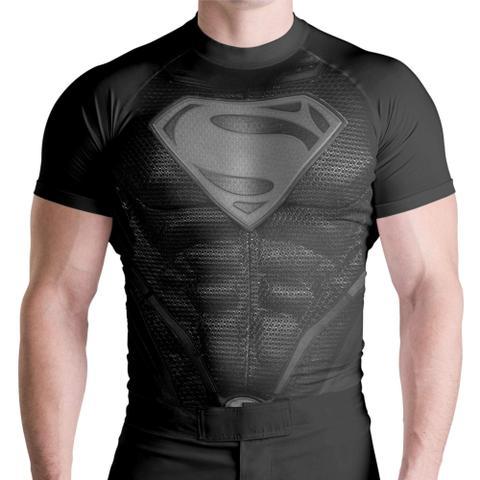 Imagem de Camisa Rash Guard Superman Uv Prot ATL