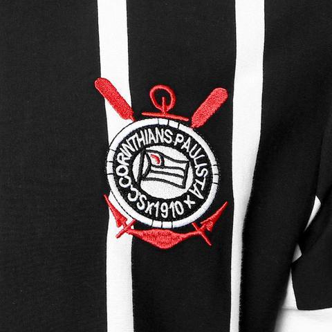 Imagem de Camisa Retrô Corinthians Réplica 1977 Masculina