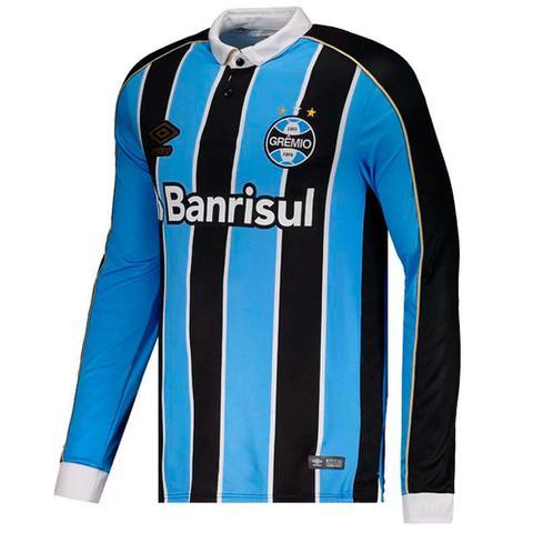 Imagem de Camisa Umbro Grêmio Oficial 1 2019 Masculina