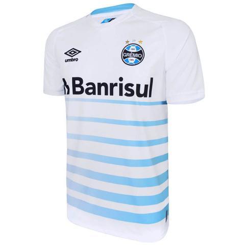 Imagem de Camisa Umbro Masculina Grêmio Oficial II 2021 Classic Nº10