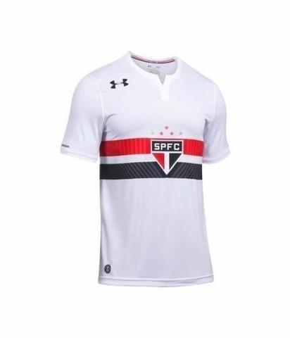 Imagem de Camisa Under Armour Sao Paulo Fc Torcedor 1295004-100