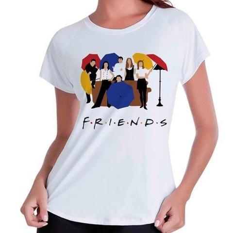 Imagem de Camiseta Babylook Friends Série V2