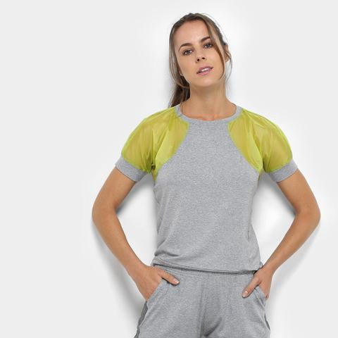Imagem de Camiseta Fila Vitra Feminina