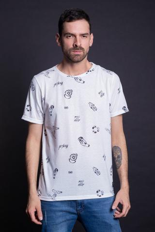 Imagem de Camiseta for the sea ref:100978 - oceano