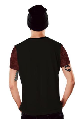 Imagem de Camiseta Gears of  War Blood Caveira Vermelha