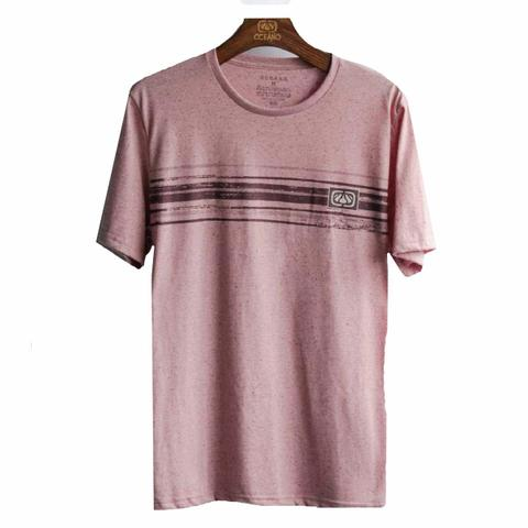 Imagem de Camiseta masculina oceano estampa localizada