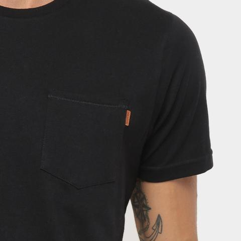 Imagem de Camiseta Okdok Basic Bolso -Masculina