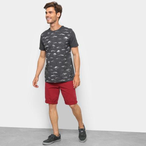 Imagem de Camiseta Okdok Classic Fishes Masculina