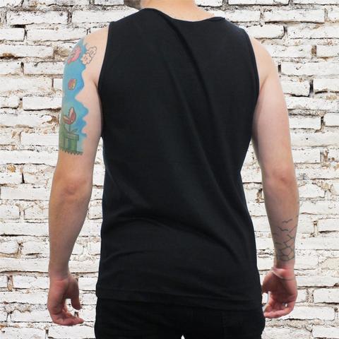 Imagem de Camiseta Regata Masculina Algodão Estampa Surf