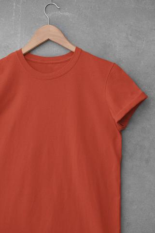 Imagem de Camiseta T-shirt Linha Basic Caramelo T-Ros Clothing