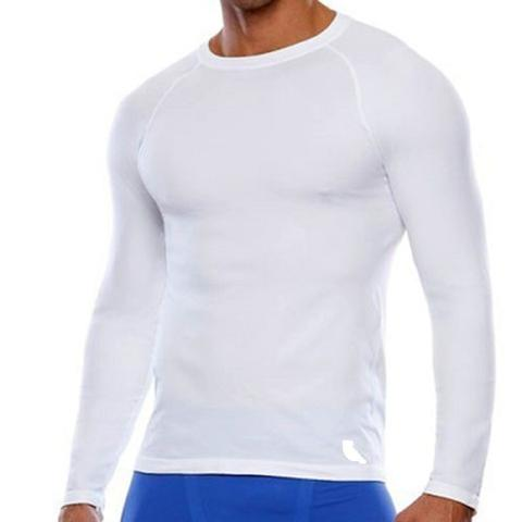Imagem de Camiseta Térmica Unissex Manga Longa Proteção UVA Frio Moderado Lance