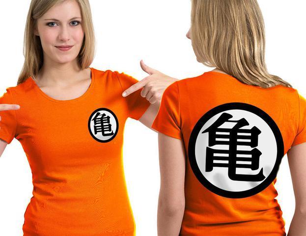 Imagem de Camiseta Uniforme Goku - Mestre Kame - Dragon Ball Z Super Geek Camisa Blusa