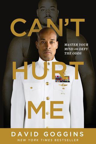 Imagem de Can't Hurt Me - Goggins built not born, llc