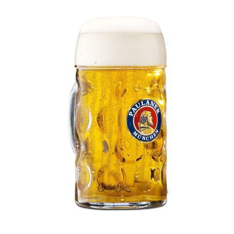 Imagem de Caneca alemã cerveja oktoberfest paulaner 1l - original