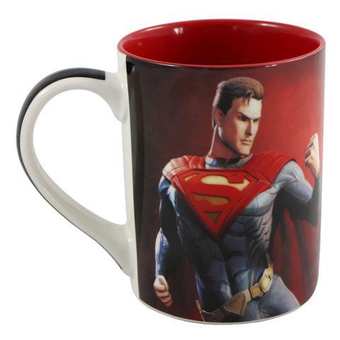 Imagem de Caneca superman injustice