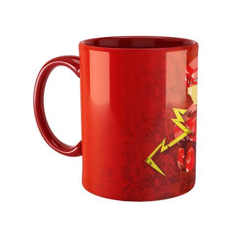 Imagem de Caneca The Flash ( Vermelho )