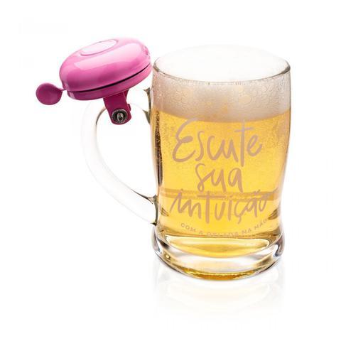 Imagem de Caneco campainha intuicao e cerveja
