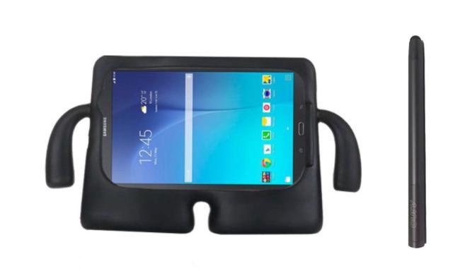 Imagem de Caneta Magnética Touch com Capa Anti Impacto Iguy Samsung Galaxy Tab3 T210 7'' Infantil