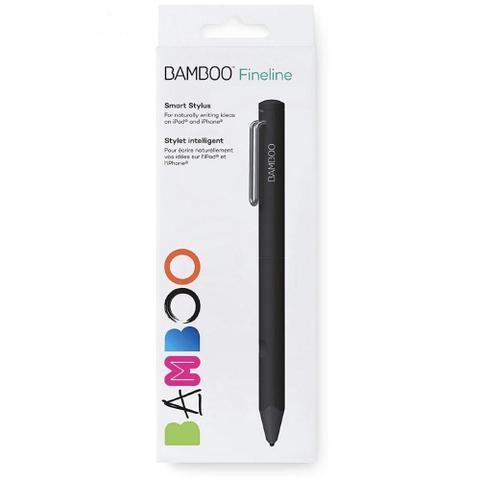 Imagem de Caneta Wacom Bamboo Fineline 3 Bluetooth P/ Ipad