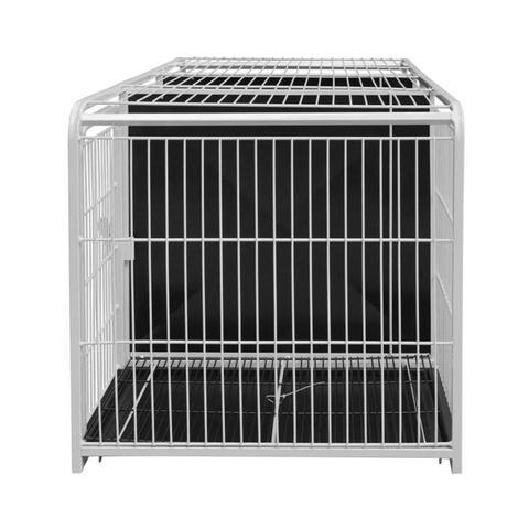 Imagem de Canil Gaiola Modular 5 Lugares Cães Cachorro Pet Shop Tosa