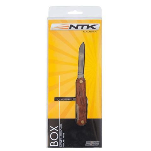Imagem de Canivete com lâminas múltiplas 18 funções - BOX