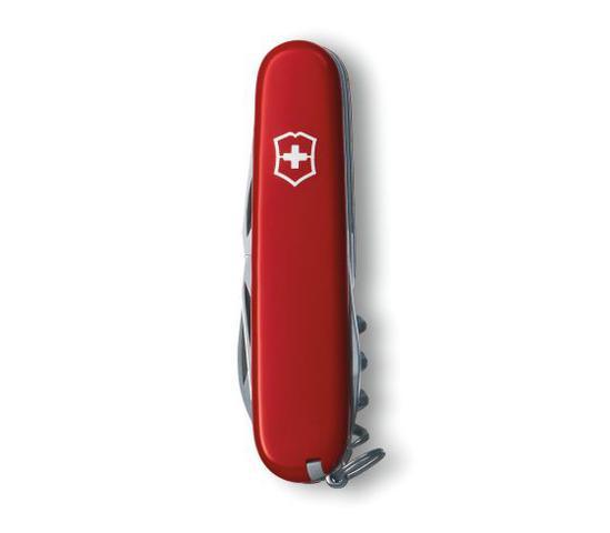 Imagem de Canivete Suíço Victorinox Spartan Vermelho 12 funções Original 1.3603
