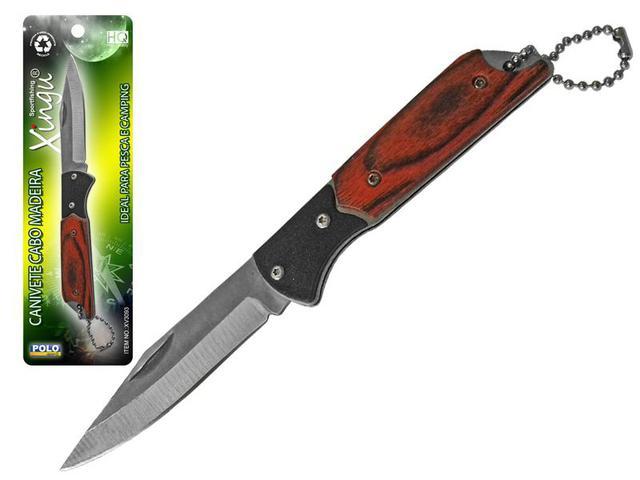 Imagem de Canivete Xingu XV3093 - Cabo Madeira